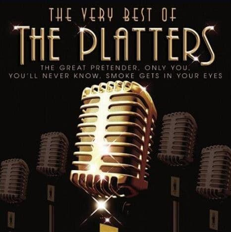 The Platters<br>The Very Best Of The Platters<br>CD, Comp